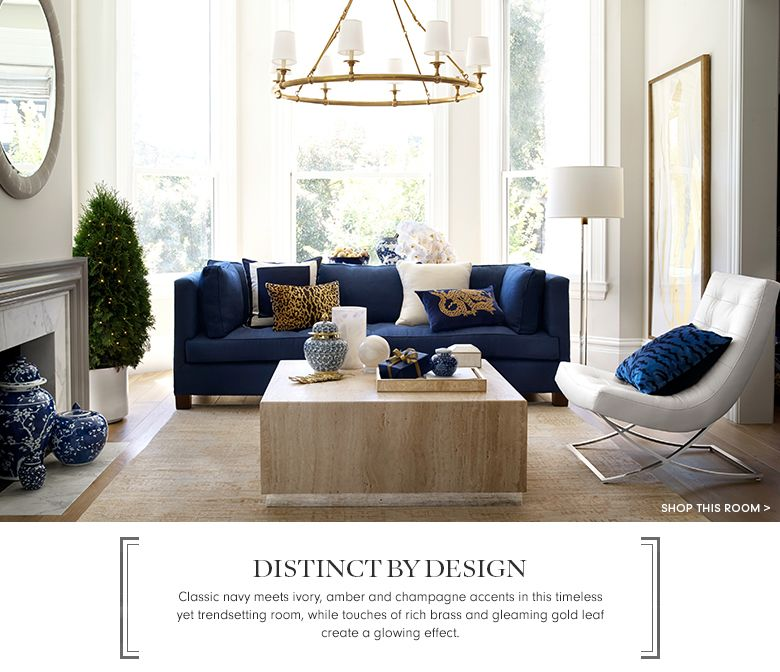 Shop This Room Home Living Room Gold Living Room Blue Living