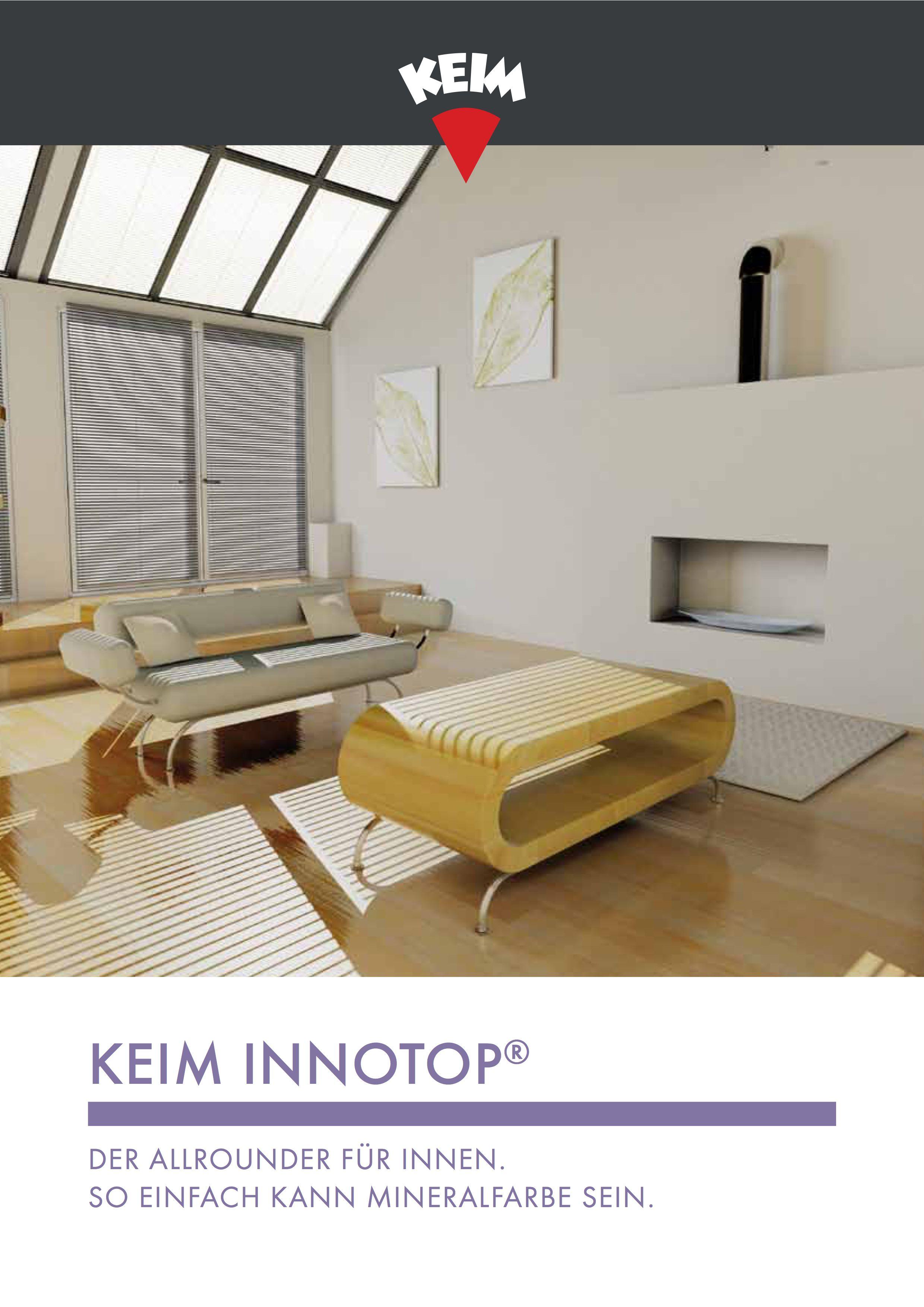Keim Innotop Sol Silikatfarbe Wohnzimmer Inspiration Kaminbau Inneneinrichtung