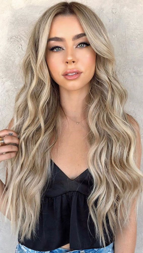 44 The Best Hair Color Ideas For Brunettes – Coconut Sandie on Wavy