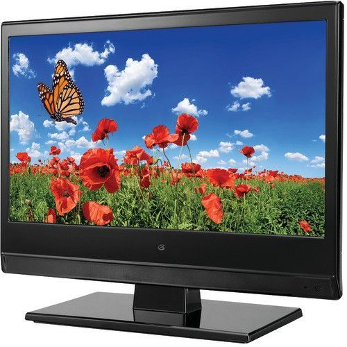 Gpx 13.3in 60hz 720p Led Tv And Dvd Combination
