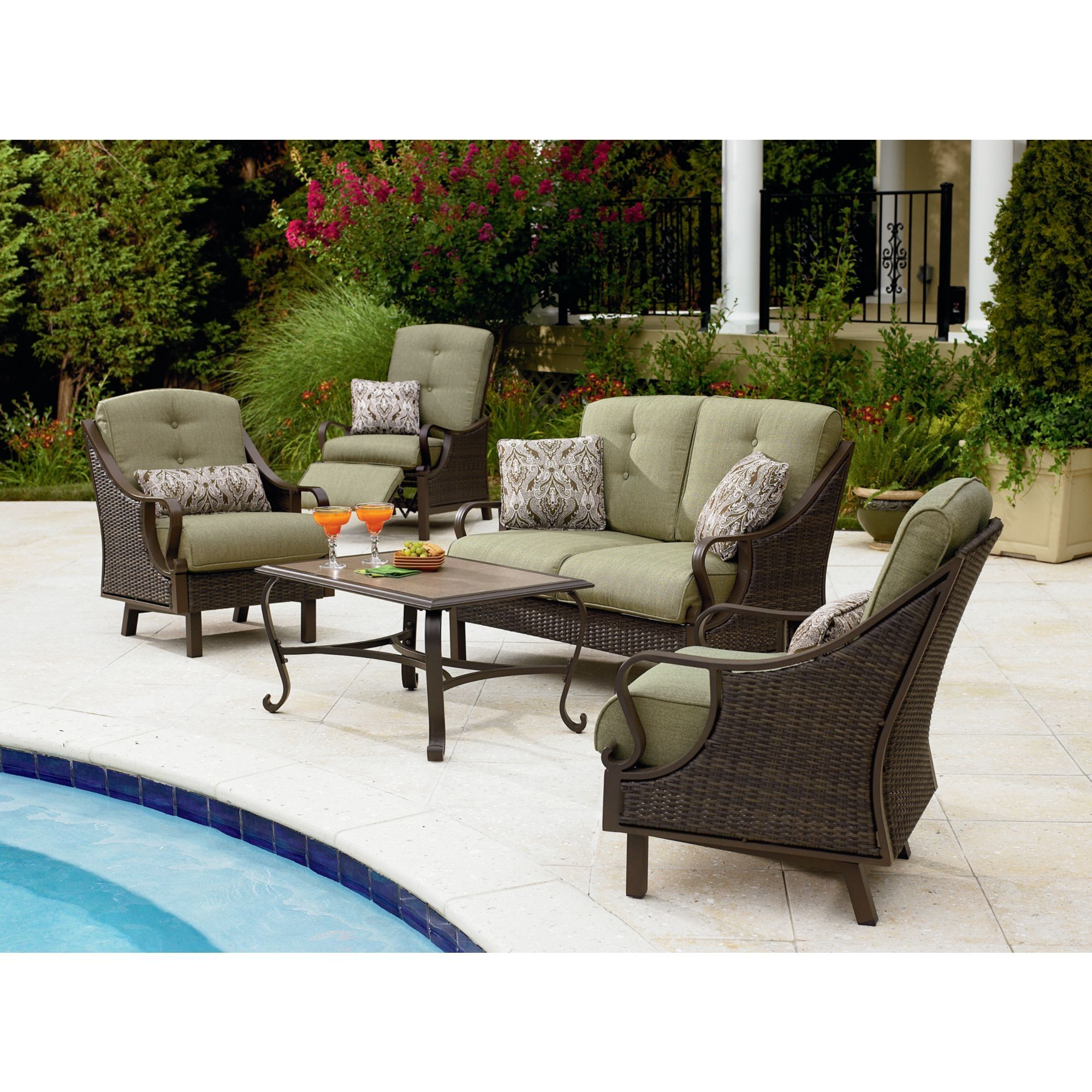 Lazy Boy Patio Furniture Cushions  Patio Decor  Pinterest  Lazy Brilliant Lazy Boy Dining Room Sets Decorating Inspiration