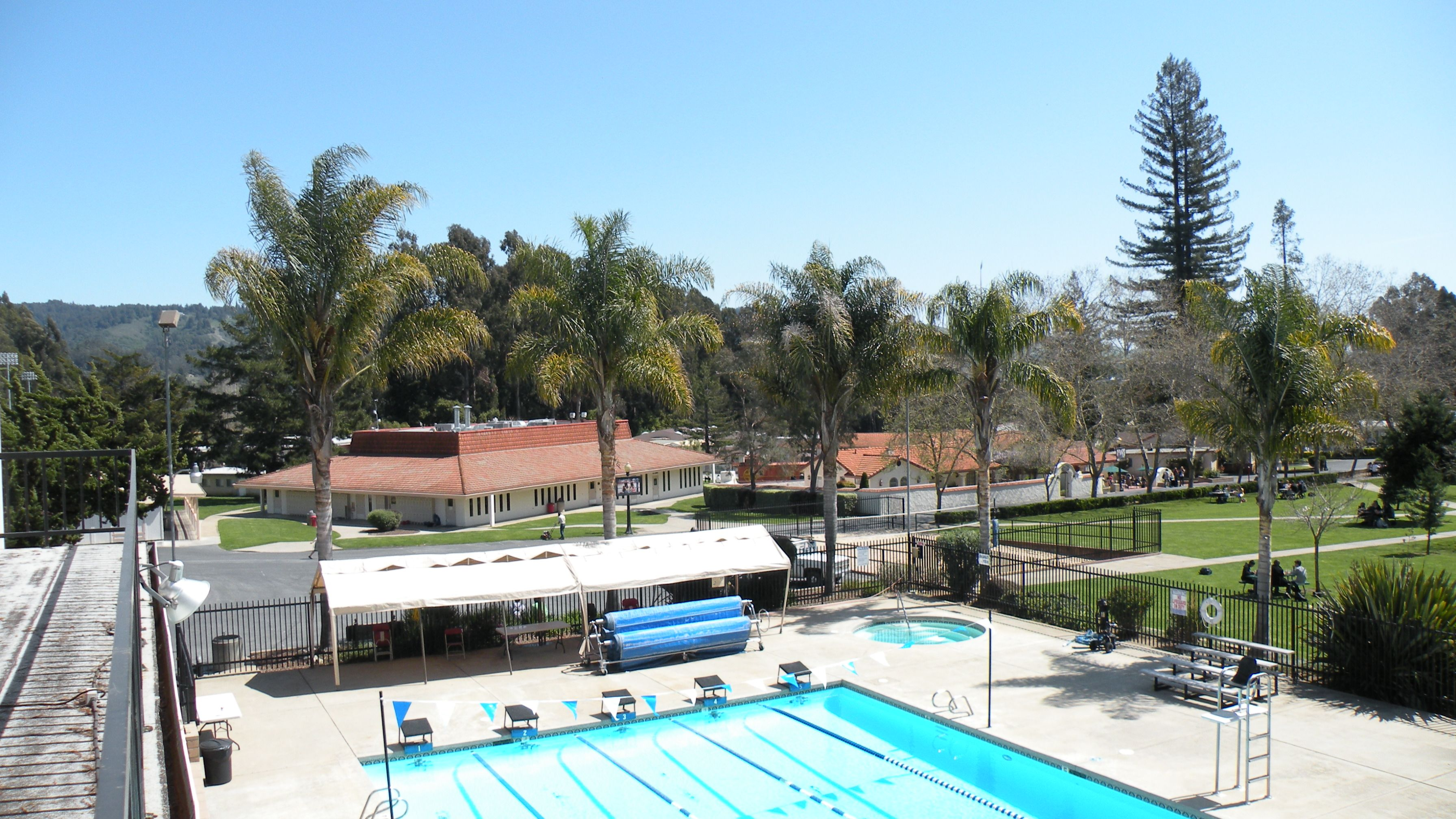 Monte Vista Christian School Pool Campus Tour Pinterest Christian School