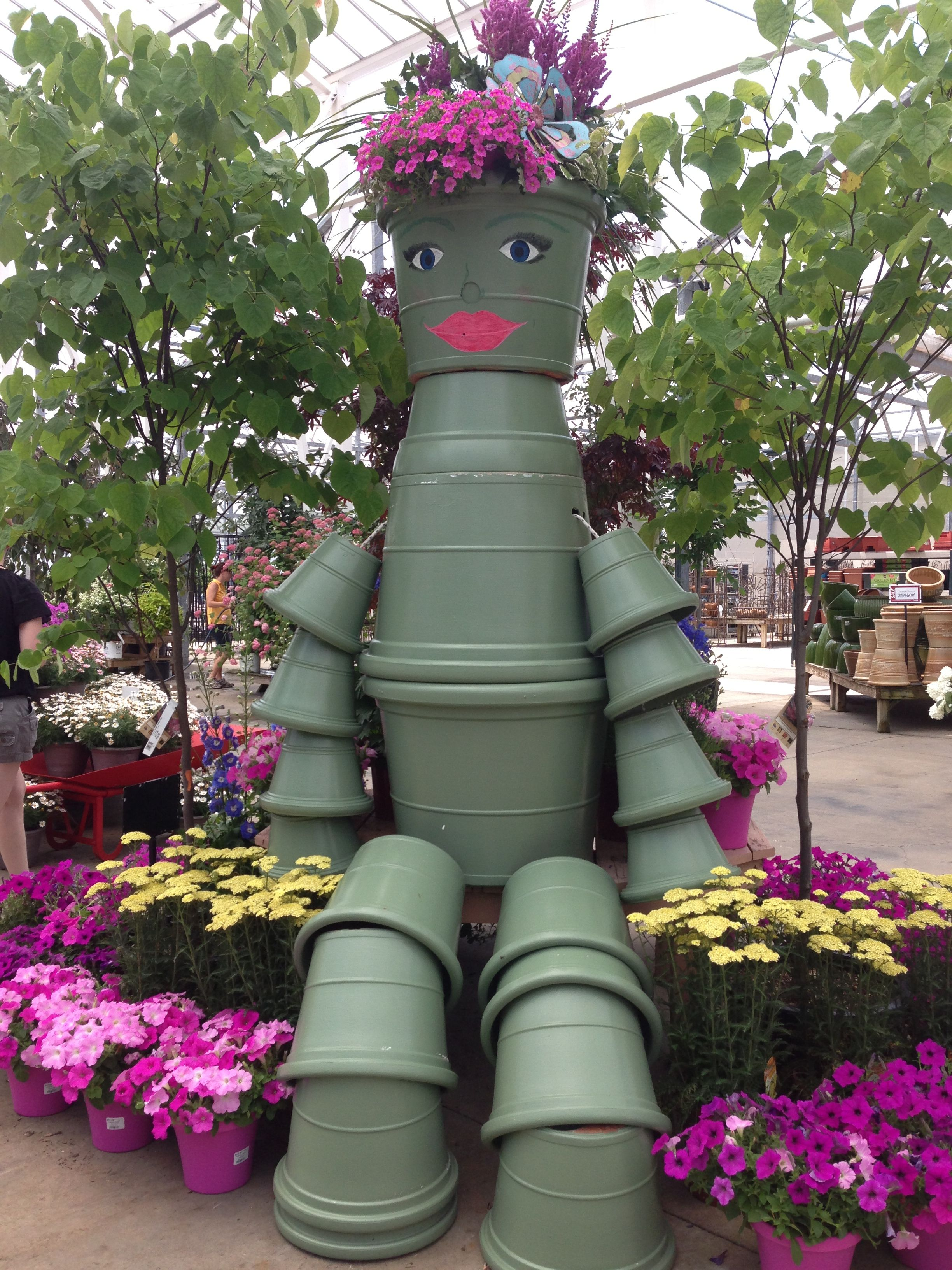 Cute Ohio garden center Garden center displays, Garden