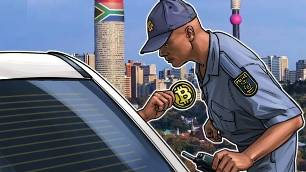 Bitcoin Can Pay Your Traffic Fines in South Africa (With