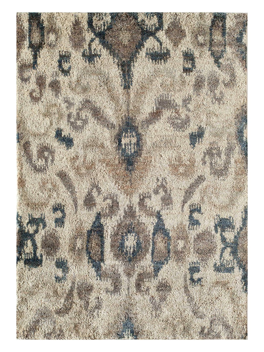 Morocco Hand-Knotted Jute Rug
