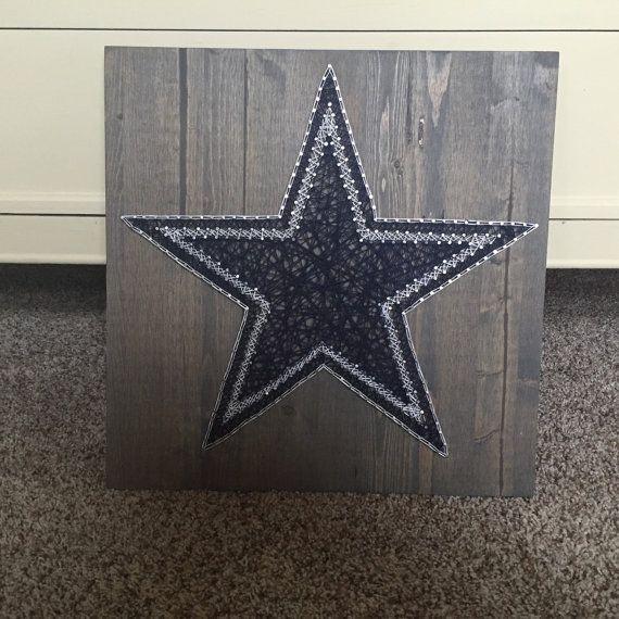 Dallas Cowboys string art  c1ebc755e