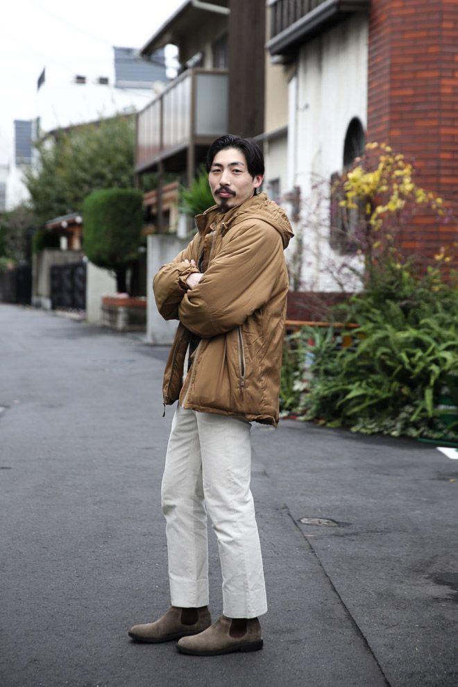 ストリートスナップ原宿 - 浦田 詠司さん | Fashionsnap.com