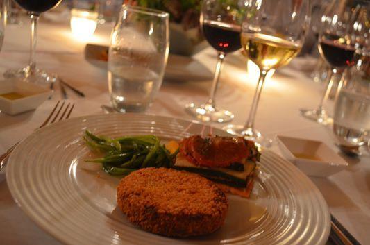 Port wine in Taylor's Wine Cellars  Via Crazy Sexy Fun Traveler |24.09.2012  Vegetarian dinner at Taylor's Wine Cellars  #Portugal