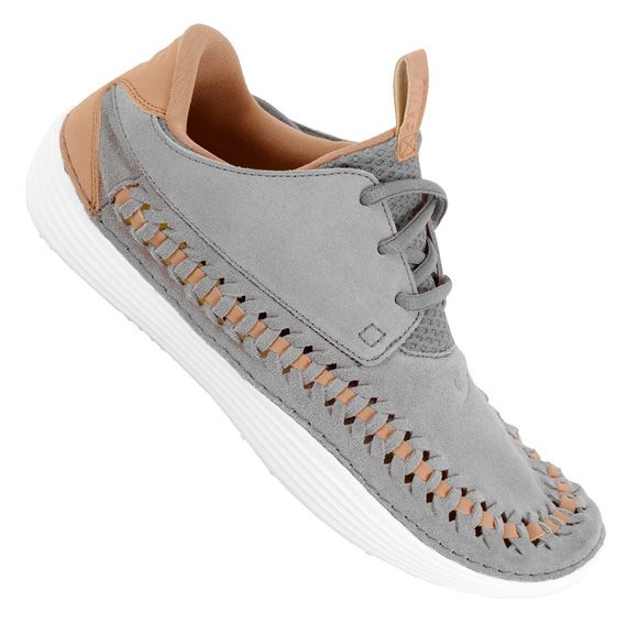 new styles 54adc 5827f Nike Solarsoft Moccasin Premium Woven