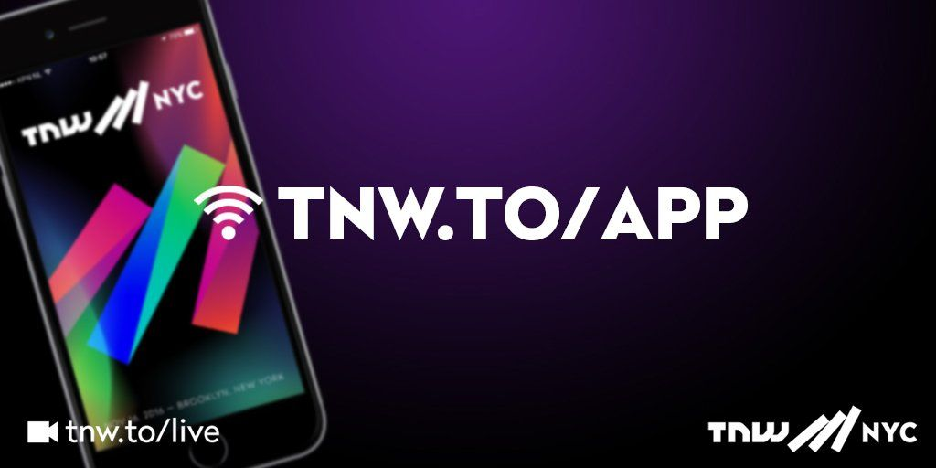 RT TNWNYC: Coming to #TNWNYC? Youll  the official event app. Download it NOW!: https://t.co/HZ1TVqY4p9 http://pic.twitter.com/e6f13ZgJFv   App M0bile (@AppDevM0bile) November 15 2016