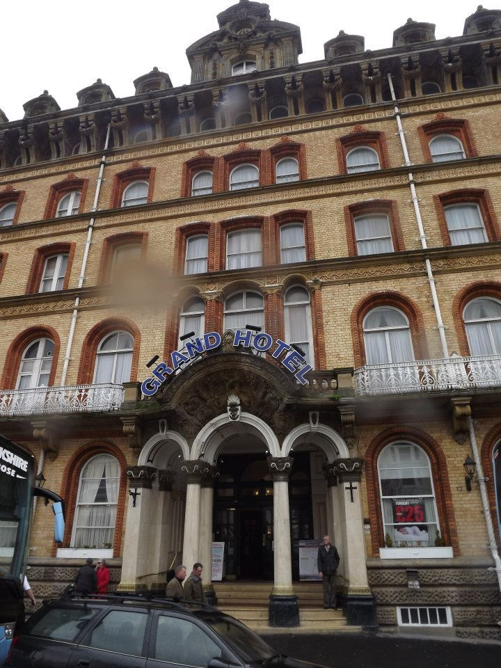 The Grand Hotel Scarborough Yorkshire england, North