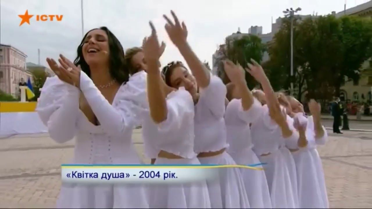 Jamala Kvitka Dusha Make Up Den Nezalezhnosti 2020 Doves Release Dove Animals