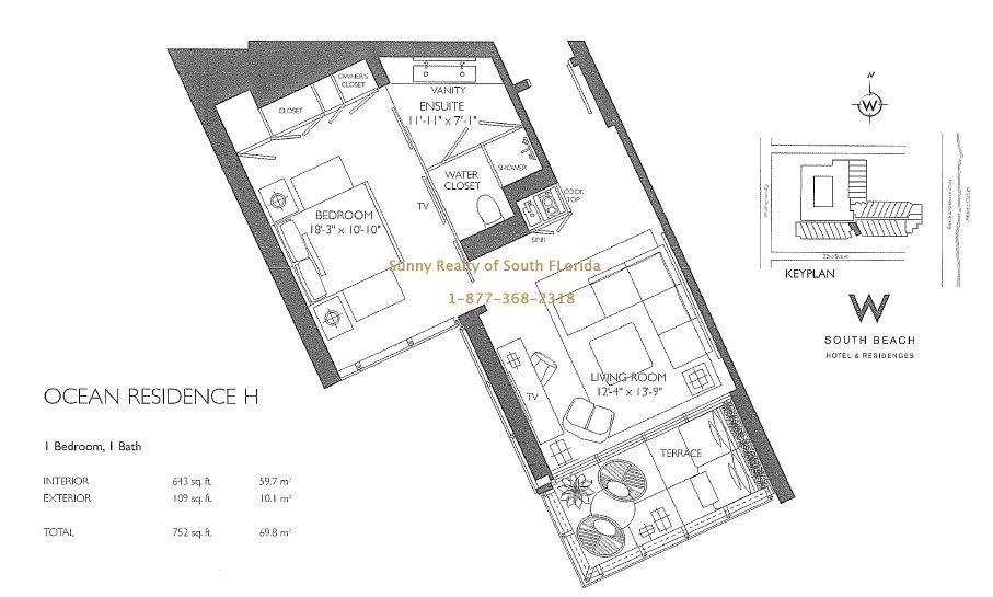 w hotels floor plans - Google Search | Plans | Pinterest | Hotel ...