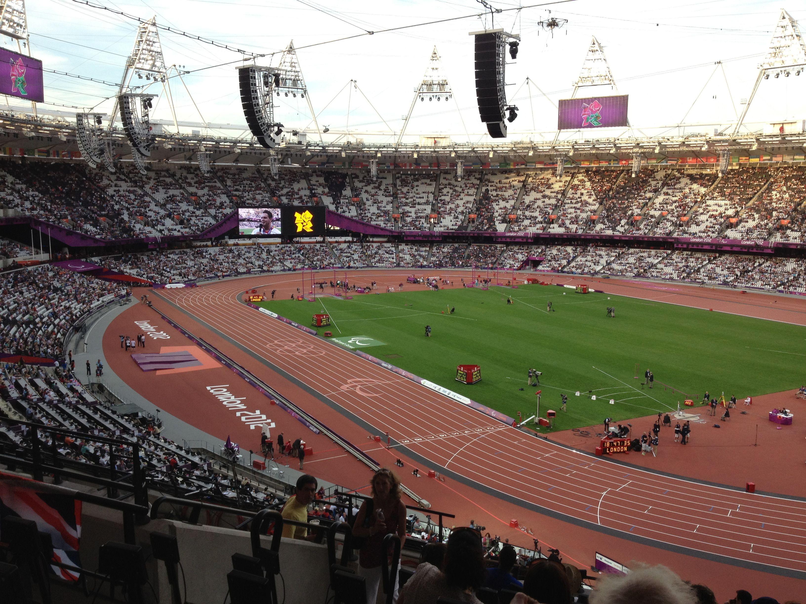 Olympic Stadium! Stadium, Olympics, Baseball field