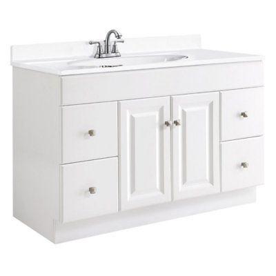 Website Picture Gallery Wyndham Collection Berkeley inch White Single Vanity Undermount Sink inch