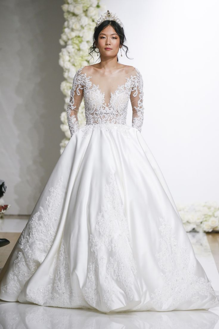 Mori lee madeline gardner wedding dress  Morilee by Madeline Gardner Bridal u Wedding Dress Collection Spring