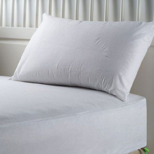 Aller Ease King Size Allergy Asthma Zippered Mattress Cover By Aller Ease 48 99 King Size 78 Inc X 80in Waterproof Du Mattress Covers Mattress Bed Pillows