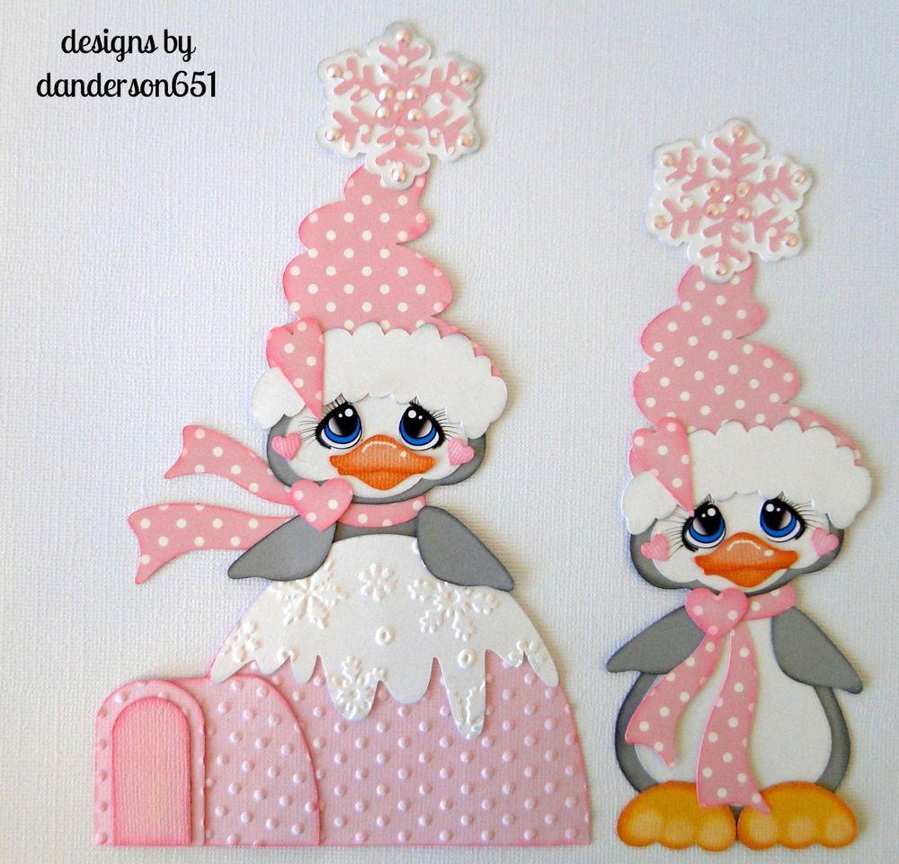 listed on ebay...danderson651 Winter, Penguins,Igloo ...