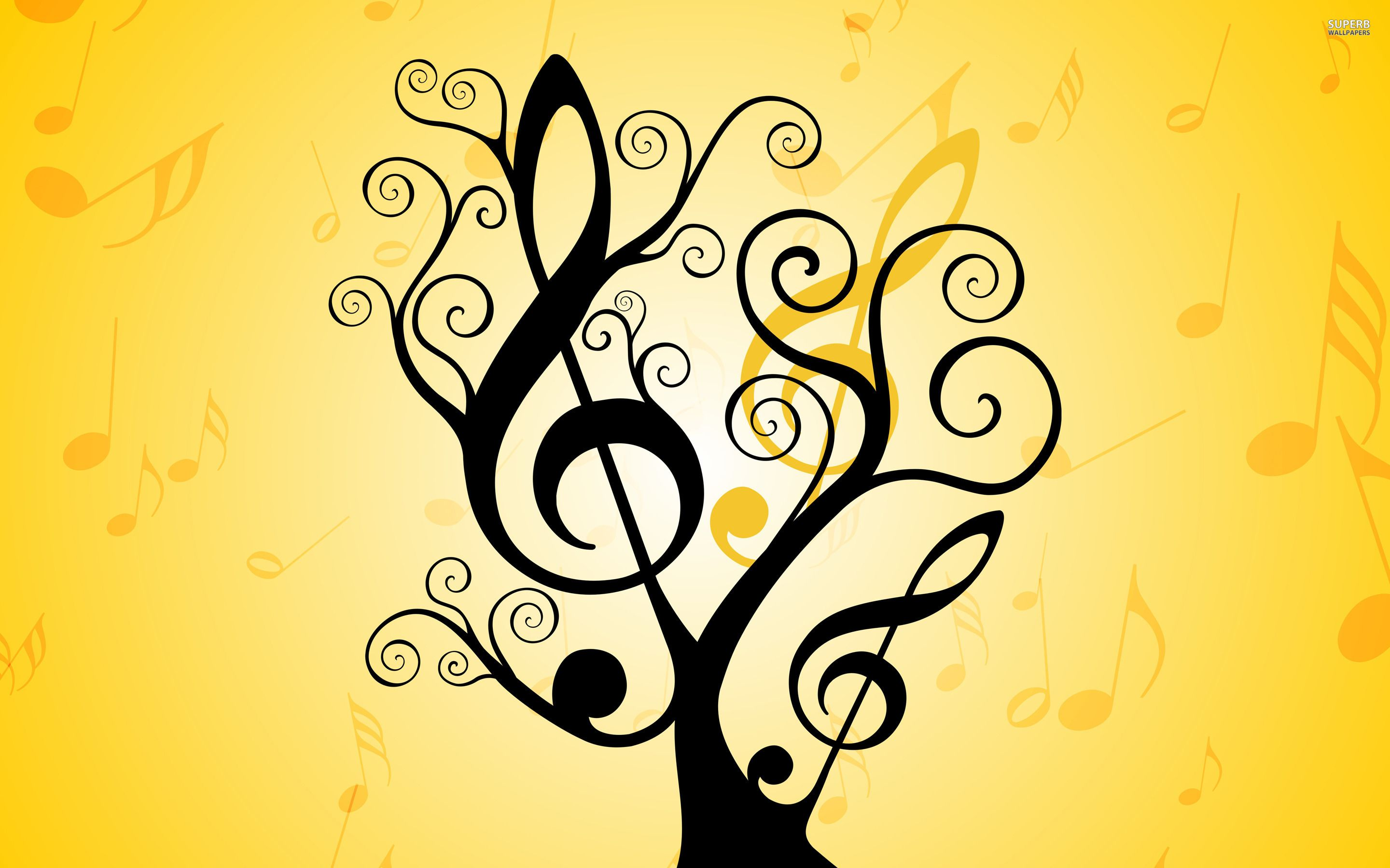 musical note with palm tree - Google Search | Art ideas | Pinterest