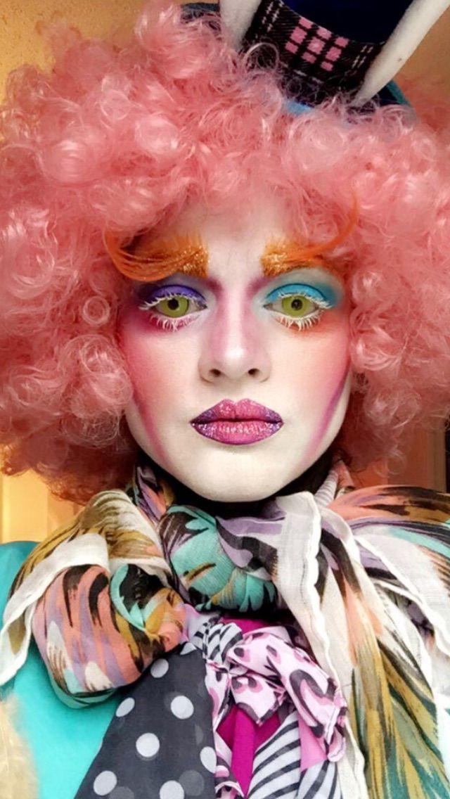 Mad Hatter Makeup StarstoSkulls on Instagram New Jersey