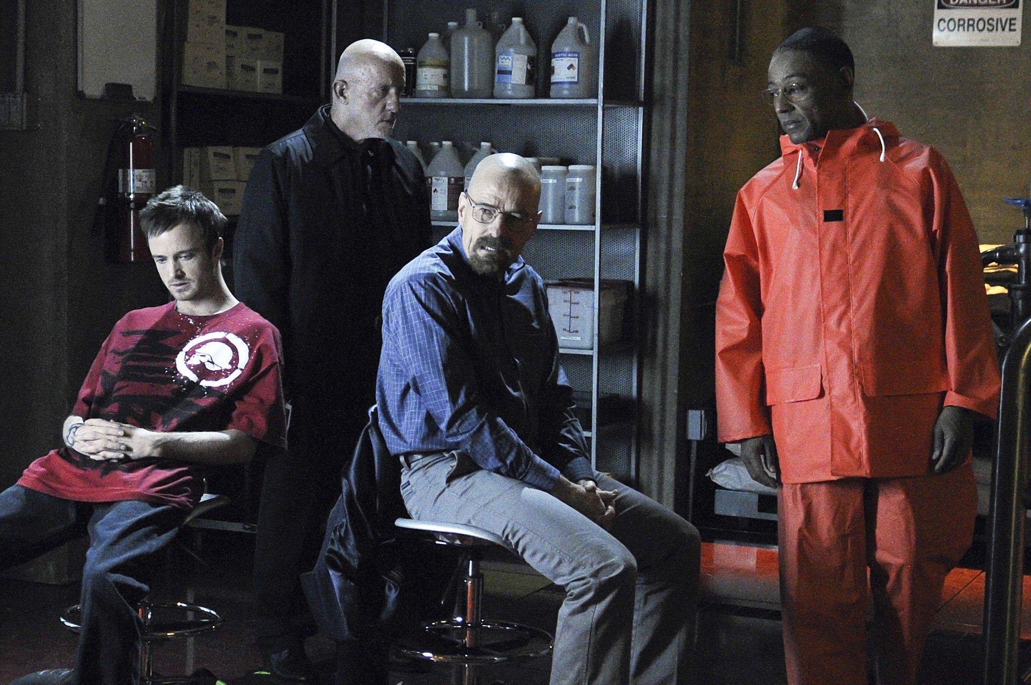 Série Breaking Bad Saison 4 En Streaming Vf Vostfr Hd Gratuitement