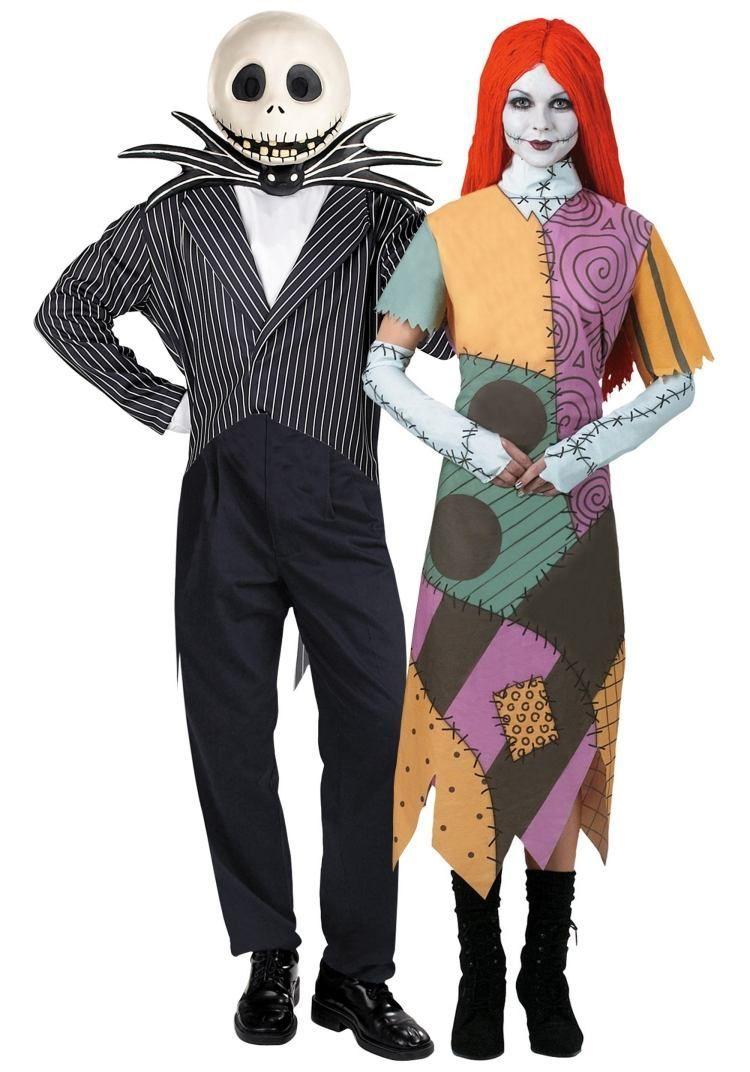Kostüm Ideen zum Fasching die von Filmen inspiriert wurden