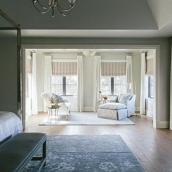 bedroom design decor photos pictures ideas inspiration paint colors and remodel master window treatments chic floor lamp white vanity desk with lighted mirror