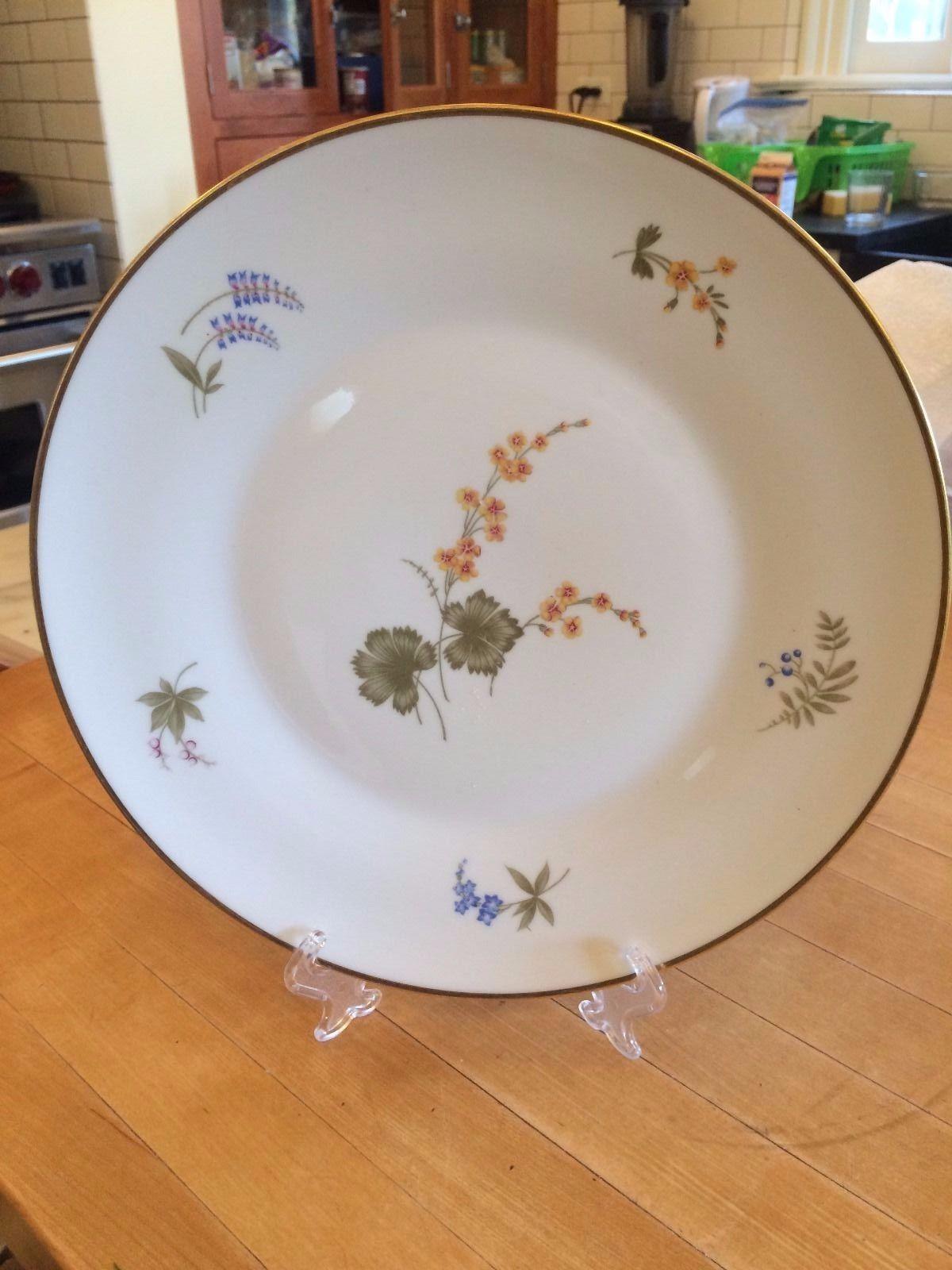 12 Richard Ginori Dinner Plate GIN171 Fine Italian China. & RICHARD GINORI Vecchio Bianco White Square Dinner Plate 10.75