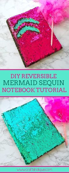 Follow these step by step instructions to jazz up a plain notebook into one much...