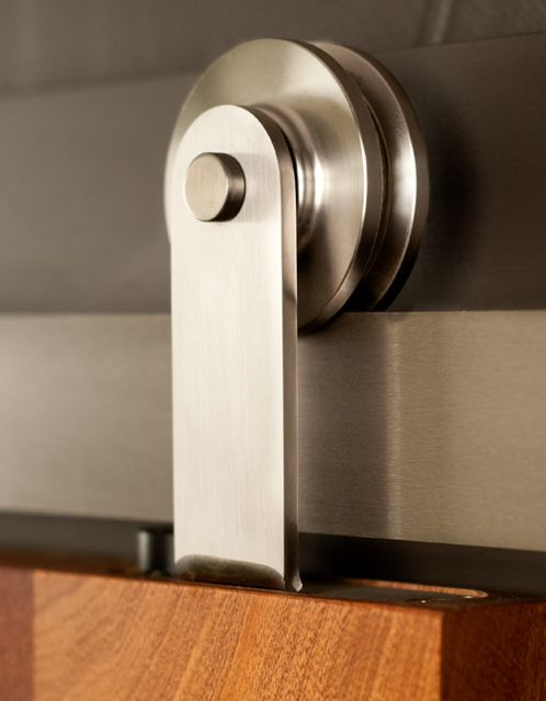 Flat Track Clic Barn Door Hardware Is The Perfect Diy Solution Easy To Install Made In Usa And Fast Shipping