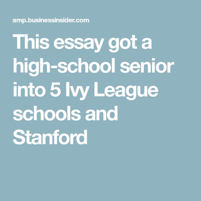 Essay describing myself