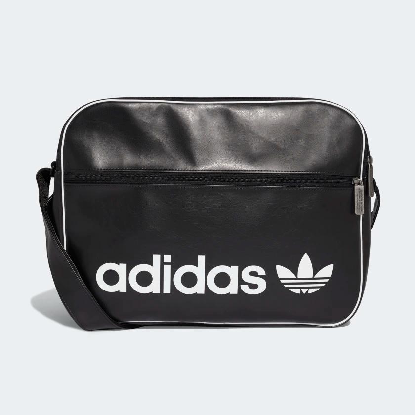 Vintage Airliner Bag Black Dh1002 Vintage Style Bag Vintage Adidas Casual Bags
