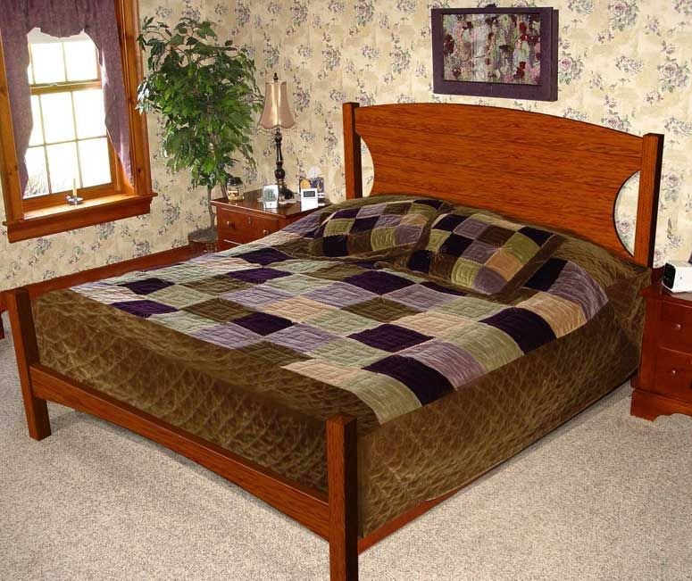 1415 Shaker Bed Pdf Woodworking Plans We Have Bed