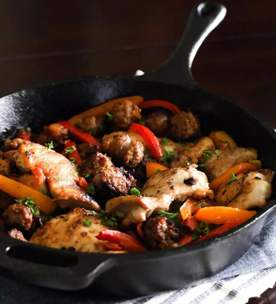 Mouthwatering Chicken Scarpariello Recipe