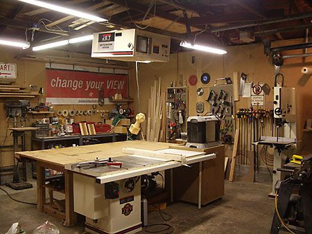 Another Woodworking Shop