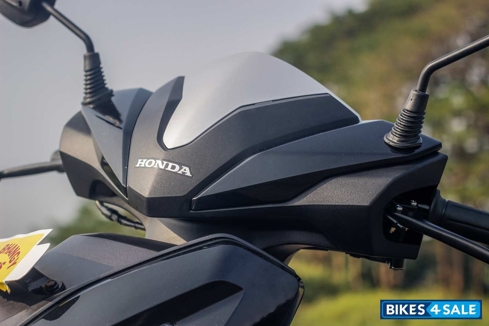 Honda Grazia Honda Grazia Bike