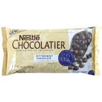 Nestle Chocolate Chips Nutrition Facts | chocolatier chocolate morsels premium baking bittersweet chocolate 62 ...