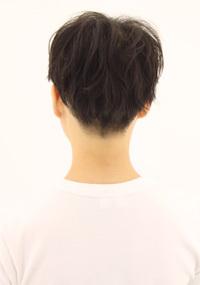 一周刈り上げた ボーイッシュショート Raffine 三宮のヘアスタイル ヘアスタイル ベリーショート 刈り上げ 髪型 マッシュ