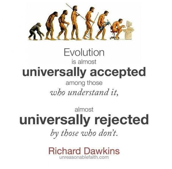 Distant Cousin Fcd On Evolution Atheism And Praise God