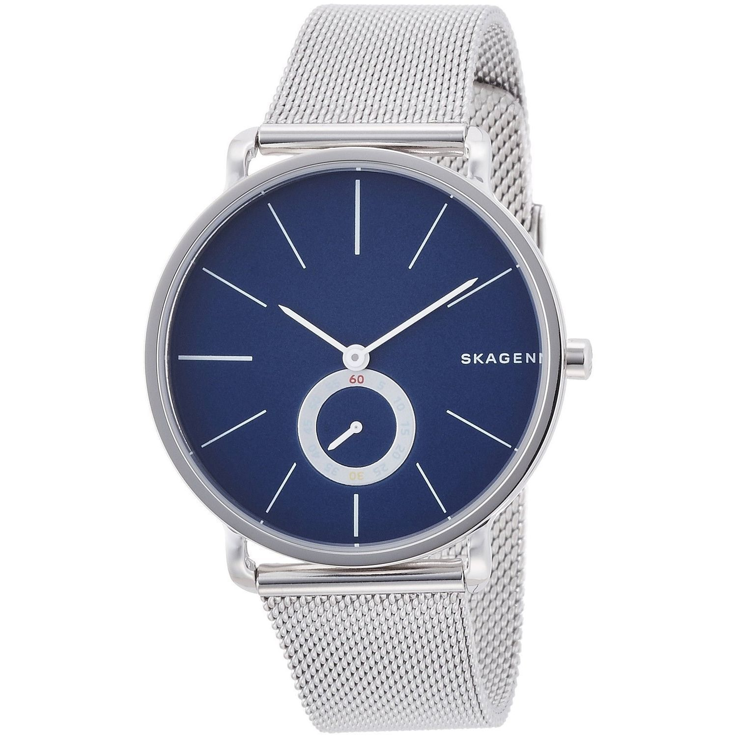 hagen watches zoom man slim watch time only htm skagen en