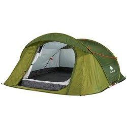 Tente 2 Seconds Easy 3 Vert Pop Up Tente Camping En Tente