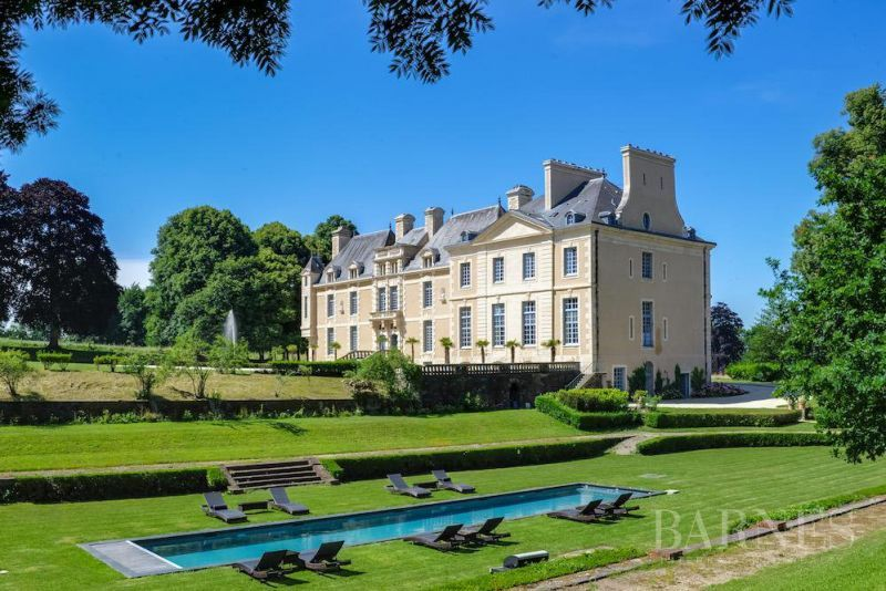 Barnes Proprietes Et Chateaux Indoor Swimming Pools Outdoor Swimming Pool Luxury Real Estate