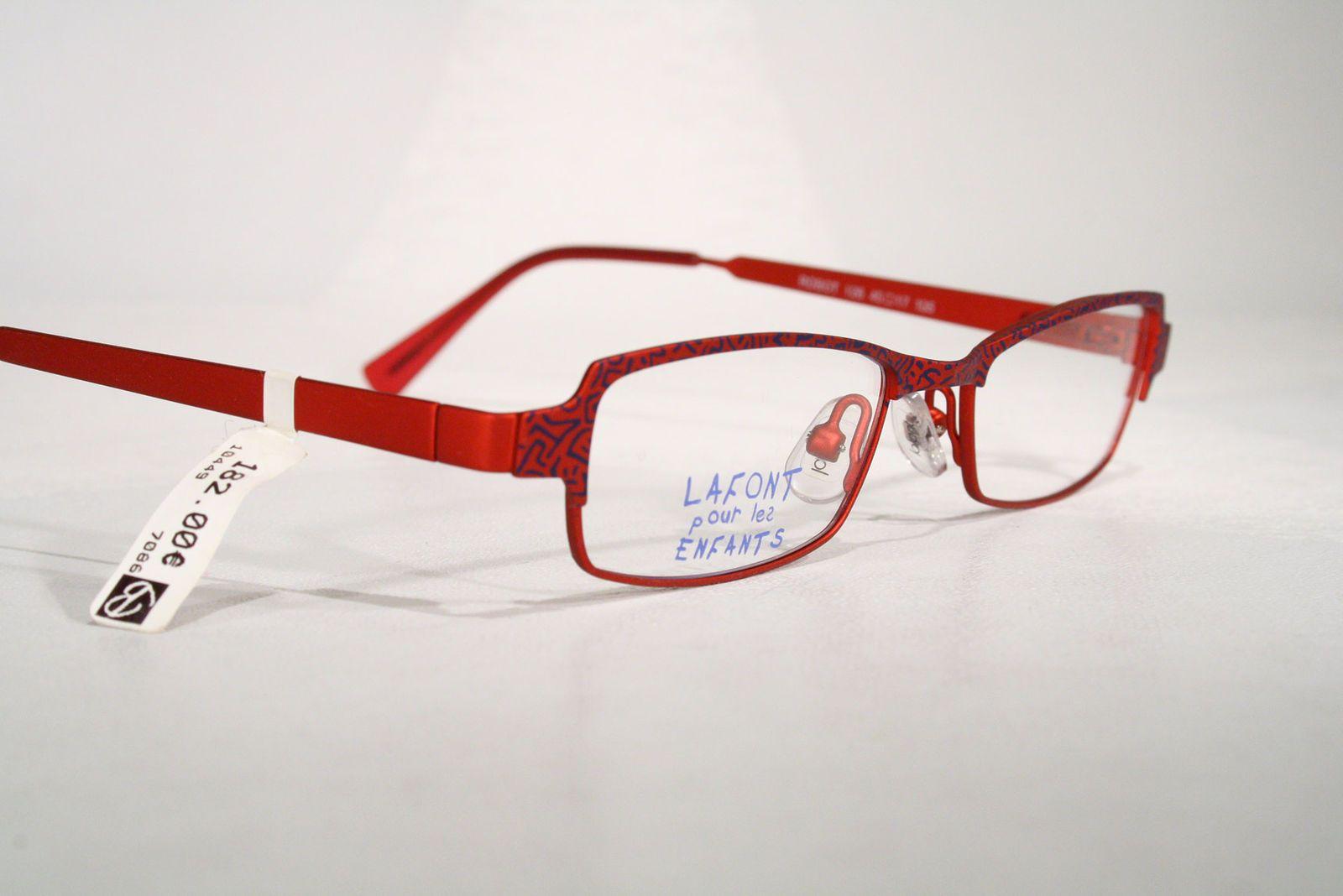 f680bb40405a Amazing JEAN LAFONT Pour Les Enfants Children s  ROBOT  Eyeglass Frames  Glasses   eBay (RipVanW)