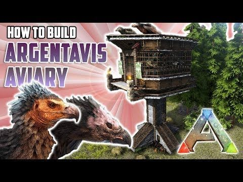 How to build an argentavis aviary ark survival evolved youtube how to build an argentavis aviary ark survival evolved youtube malvernweather Gallery