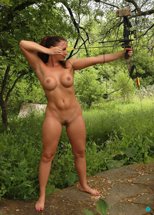 from Brycen nude woman bow images
