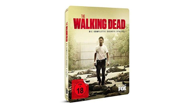Walking Dead Staffel 5 Amazon