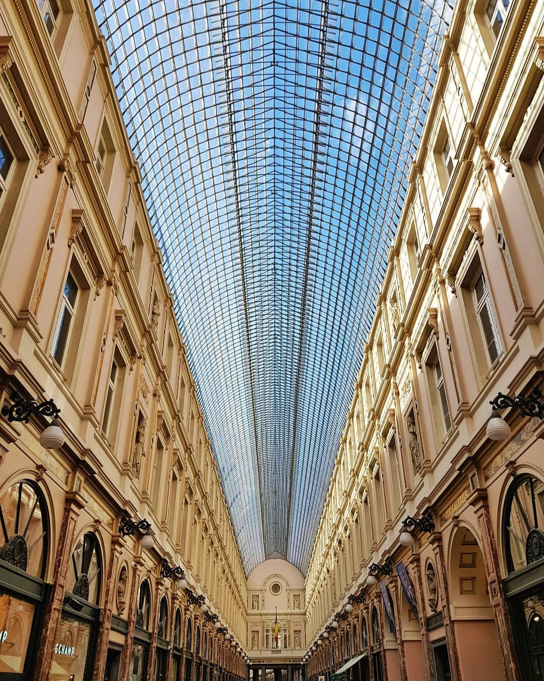 Galeries Royales Saint Hubert Bruxelles Saint Hubert City C Royal