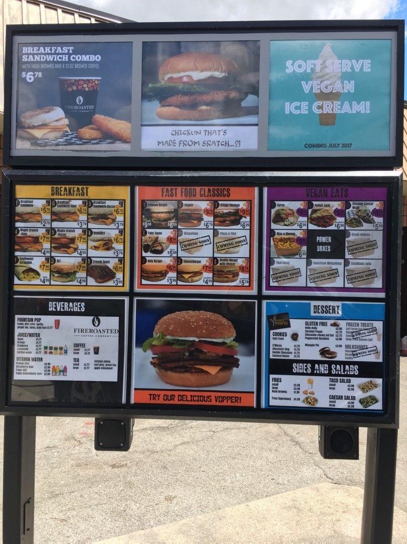 Globally Local All Vegan Drive Thru Going Vegan Vegan Travel Food