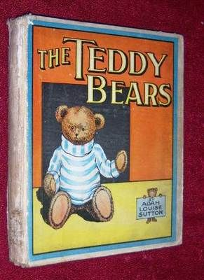 1907 copy of  The Teddy Bears first edition, first printing....Photo via Ebay.