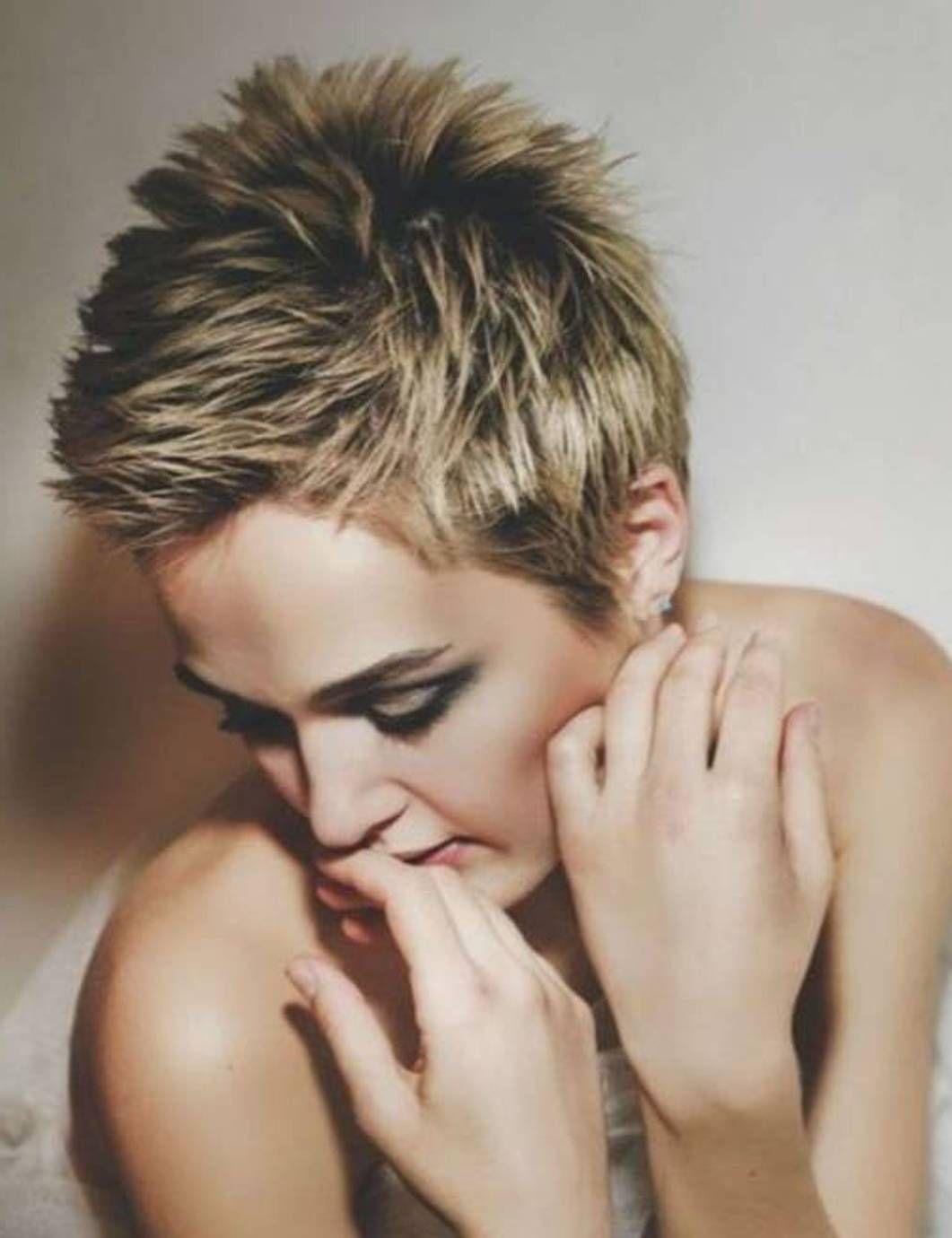 short spiky haircuts for women | hair styles | short spiky